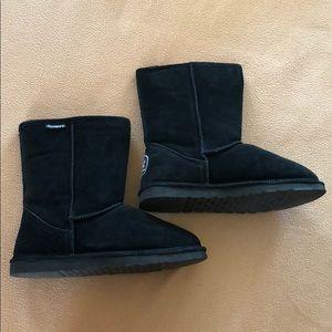Black BearPaw Unisex Boots (Women's Size 12/13)